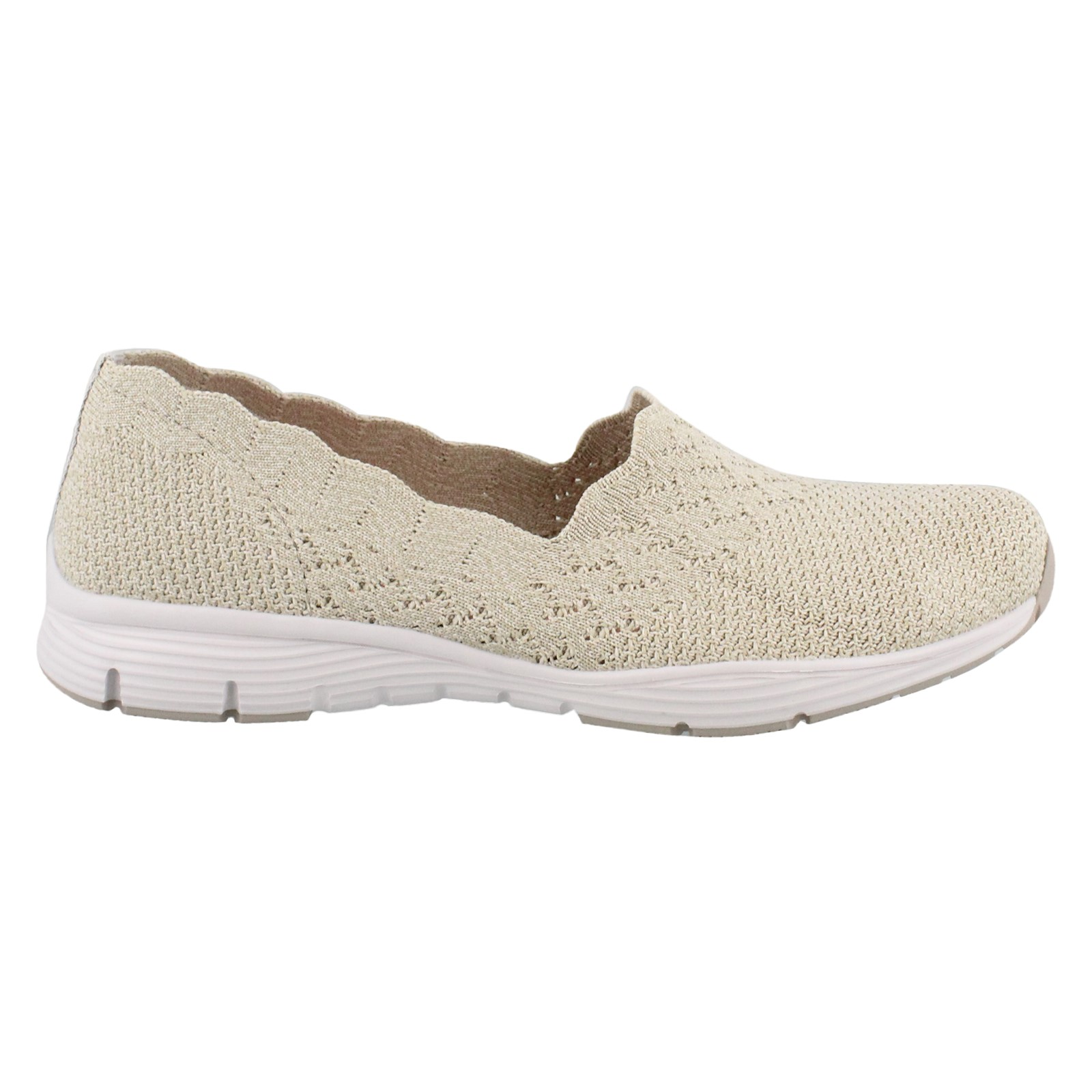 Women's Skechers, Seager Stat Slip on Shoes Wide Width