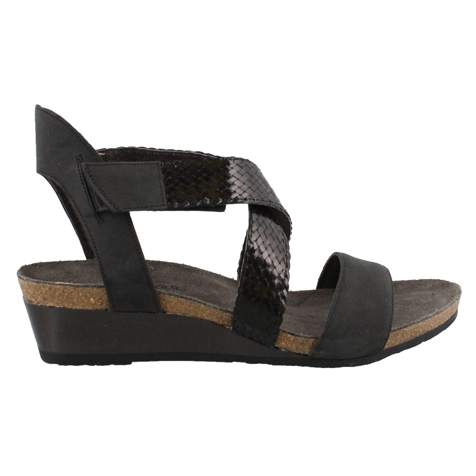 Women's Naot, Cupid Wedge Sandals