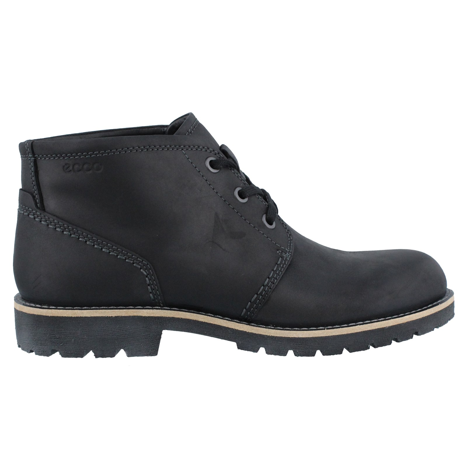 Men's Ecco, Jamestown Mid Lace up Boot