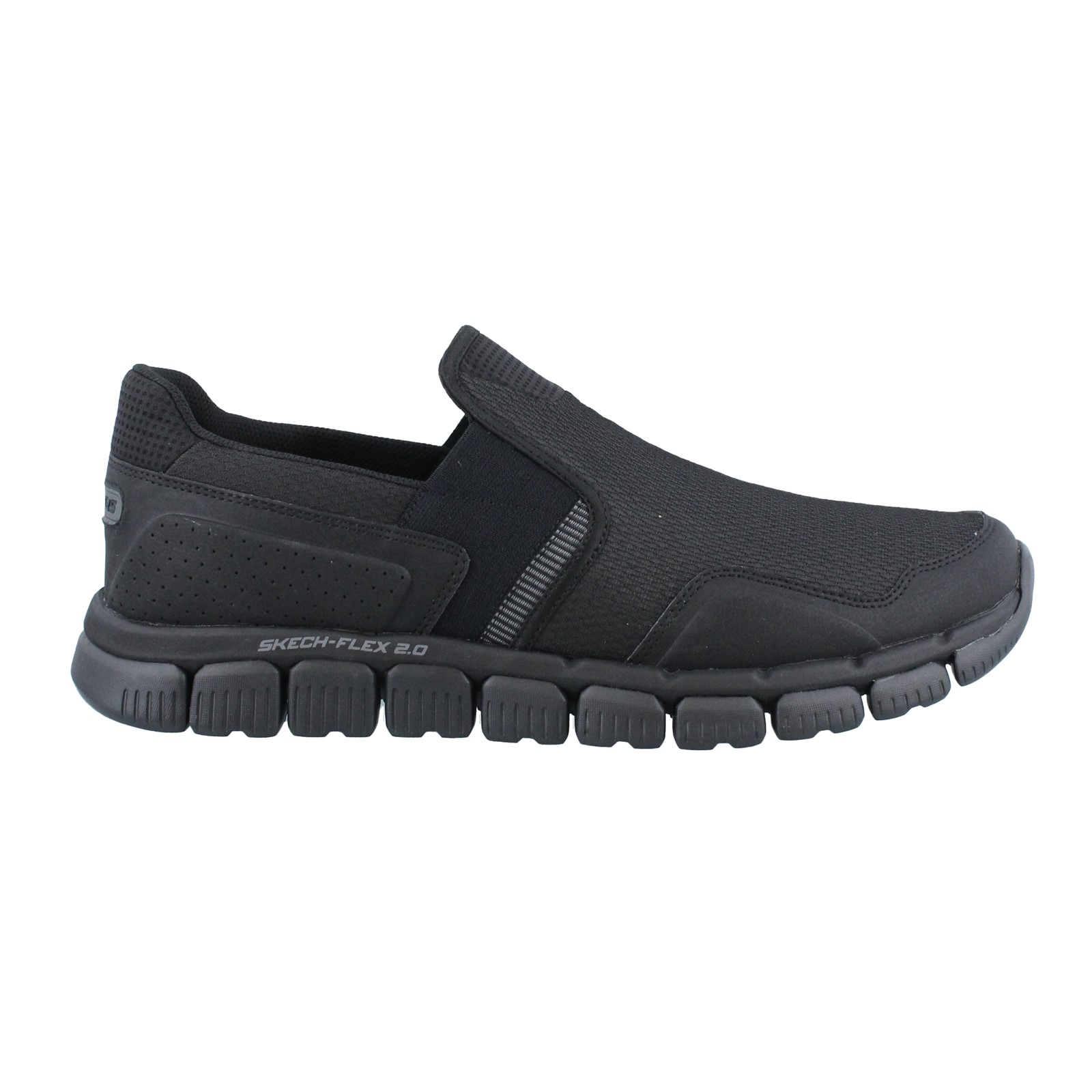 Skechers Relaxed Fit Skech Flex 2.0 Wentland Mens Slip On
