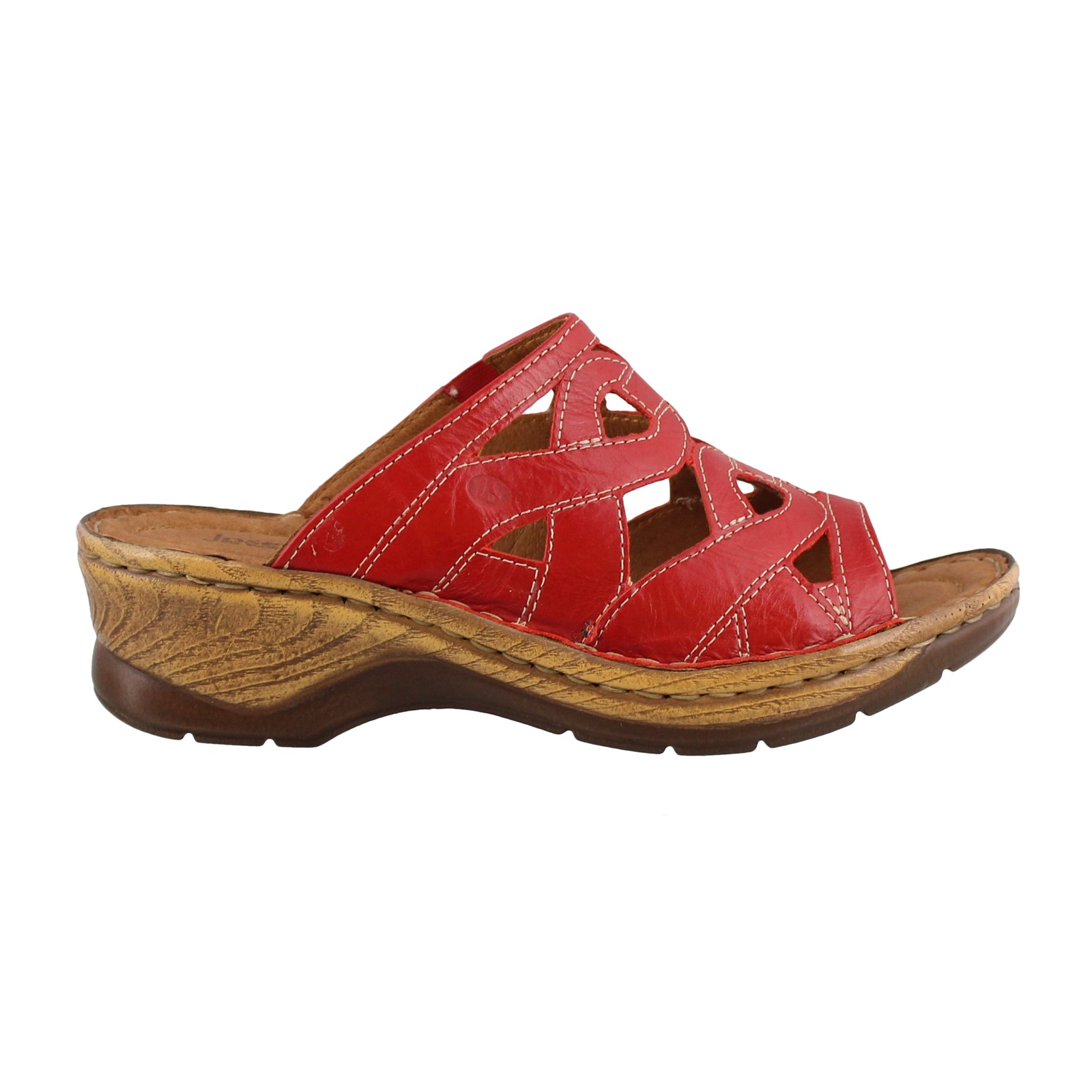 4b799cb005e0f Home; Women's Josef Seibel, Catalonia 44 Mid Heel Sandals. Previous.  default view ...