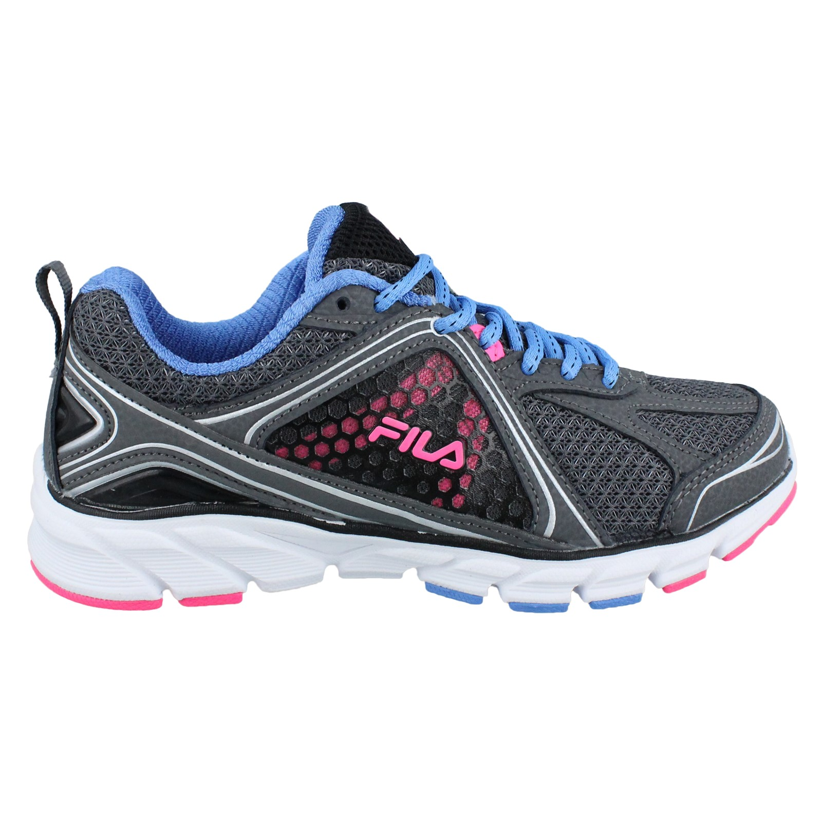 Women's Fila, Threshold 3 Lace up Running Sneaker