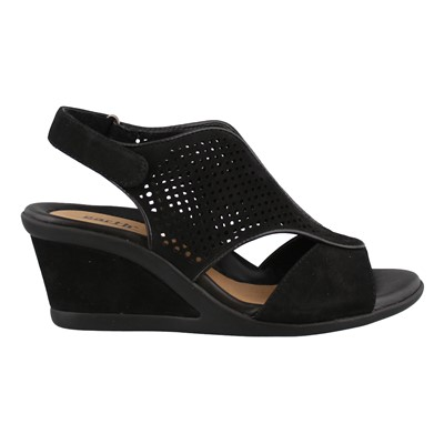 Women's Earth, Dalia Mid Heel Wedge Sandal