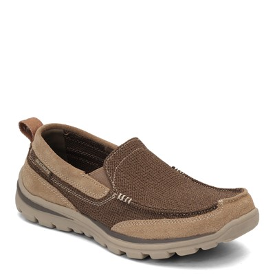 Men's Skechers, Relaxed Fit: Superior - Milford Slip-On - Wide Width