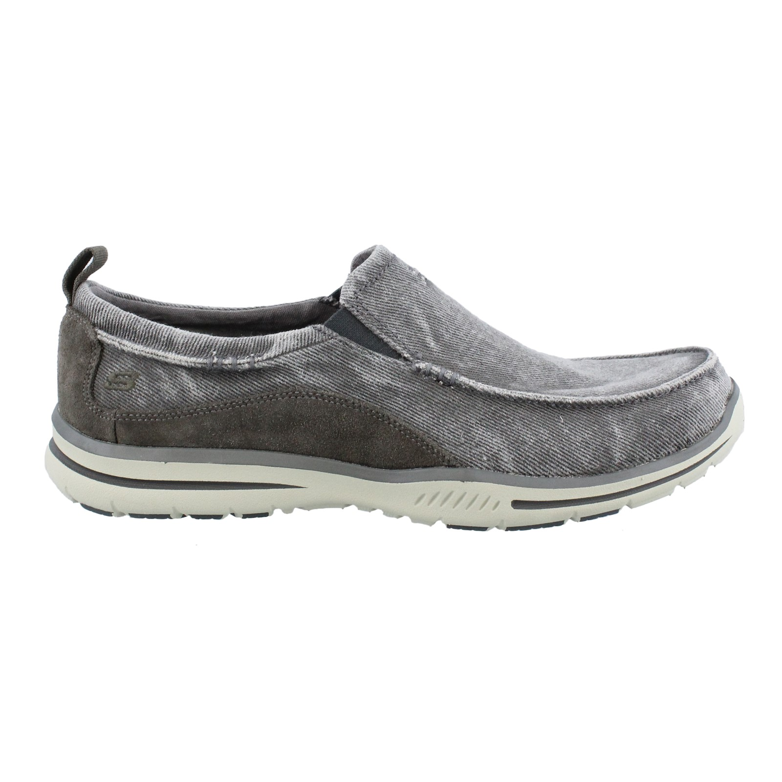 Men's Skechers, Elected Drigo Slip on Shoe Wide Width