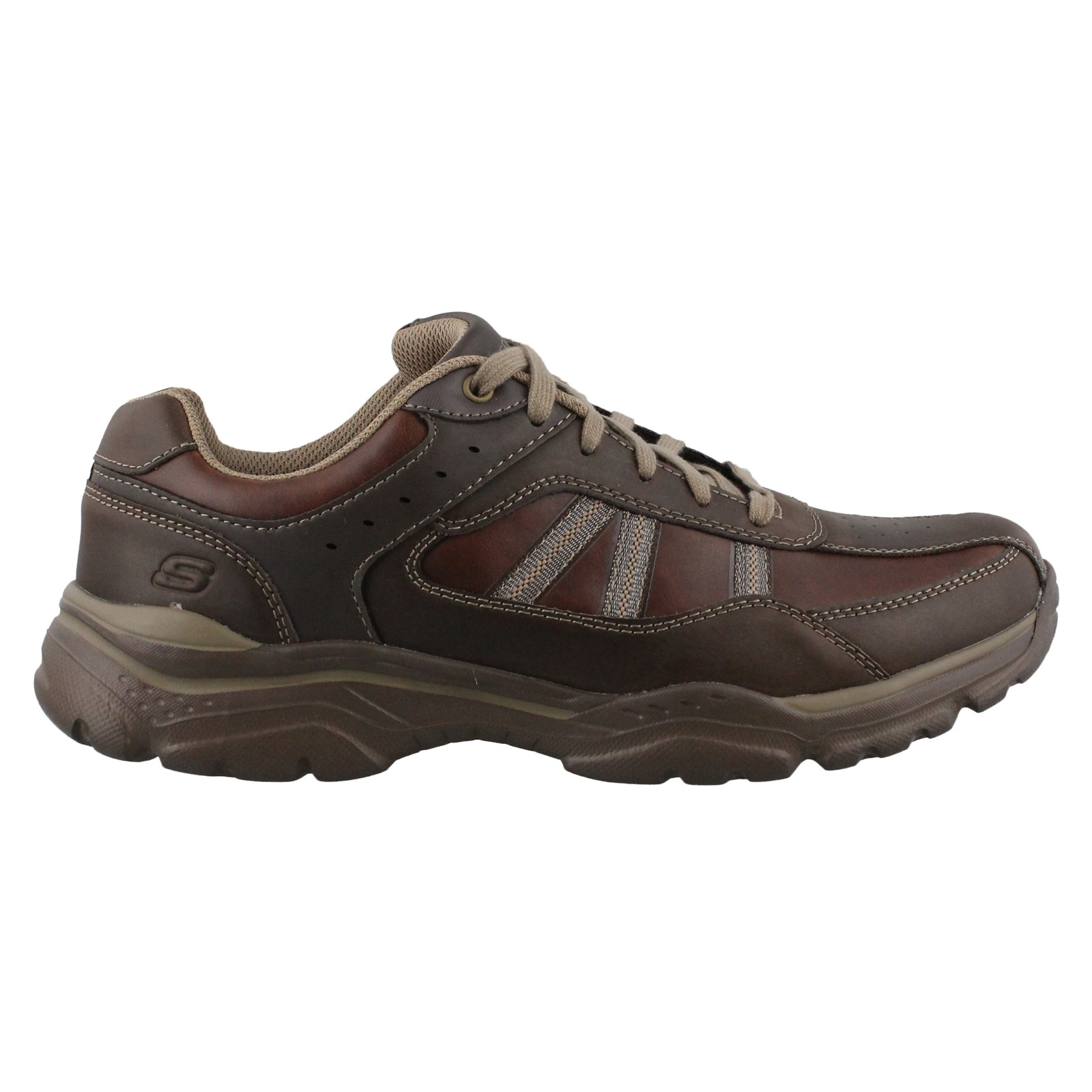 Men's Skechers, Rovato Texon Lace up Shoes