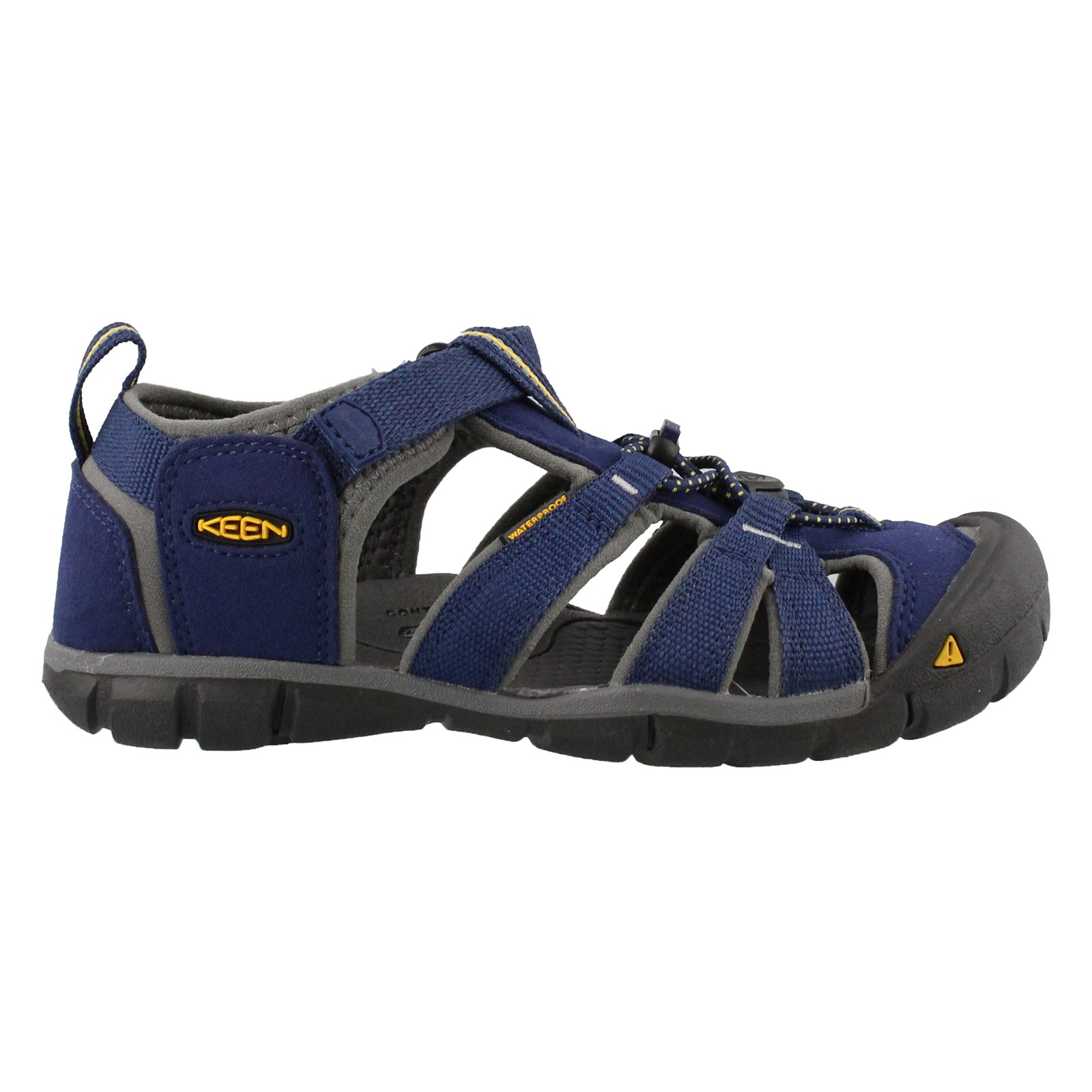 Boy's Keen, Seacamp II CNX Sandal - Big Kid