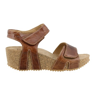 Women's Josef Seibel, Meike 11 Mid Heel Wedge Sandals