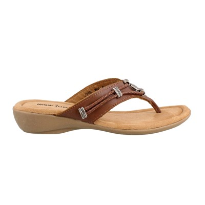 Women's Minnetonka, Silverthorne Thong Sandals