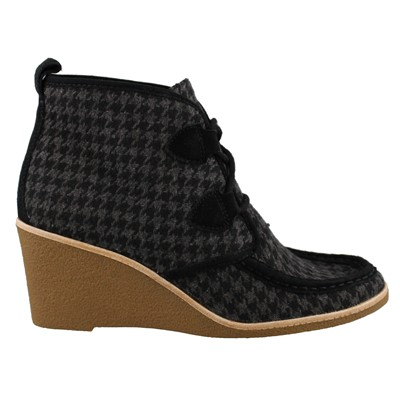 Women's GH Bass and Co, Rosa Wedge Booties