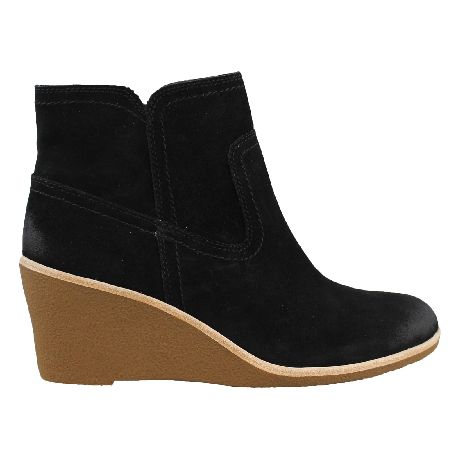 Women's GH Bass and Co, Rosanne Wedge Ankle Boots