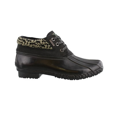 Women's GH Bass and Co, Dorothy Duck Booties