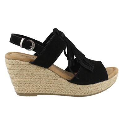 Women's Minnetonka, Ashley II Wedge Sandals
