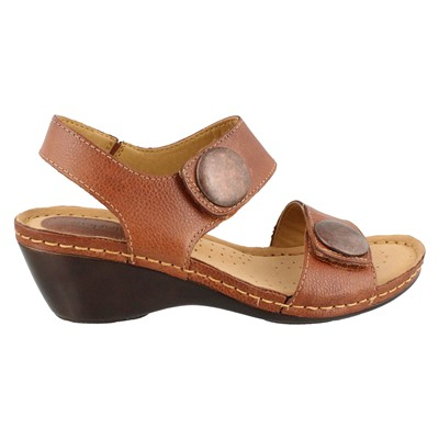 Women's Soft Spots, Pamela mid heel Sandals