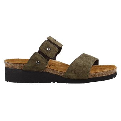 Women's Naot, Scarlett Slide Sandals