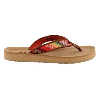 Women's Minnetonka, Hedy Thong Sandals
