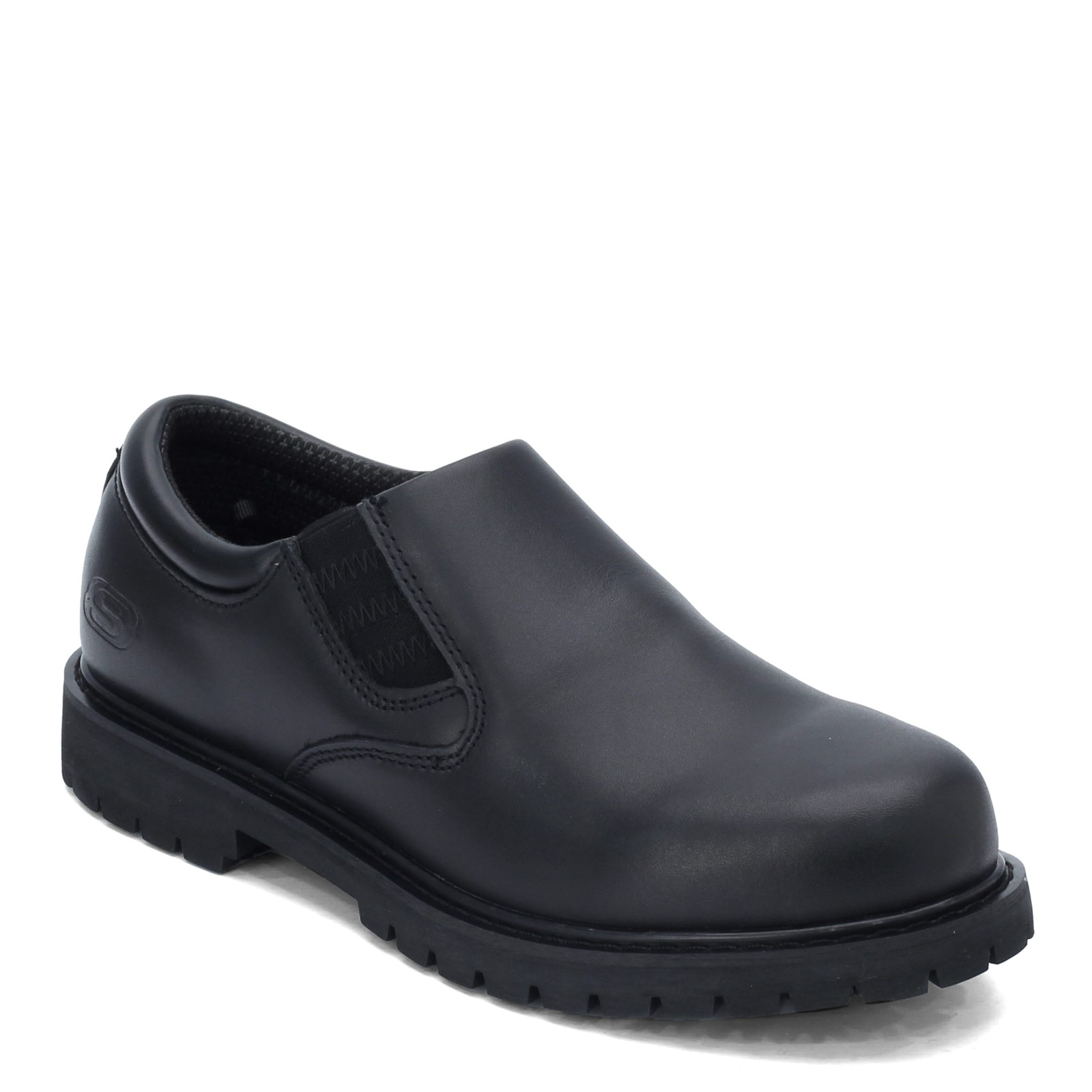 Men's Skechers, Cottonwood Elks Slip-On Work Shoe