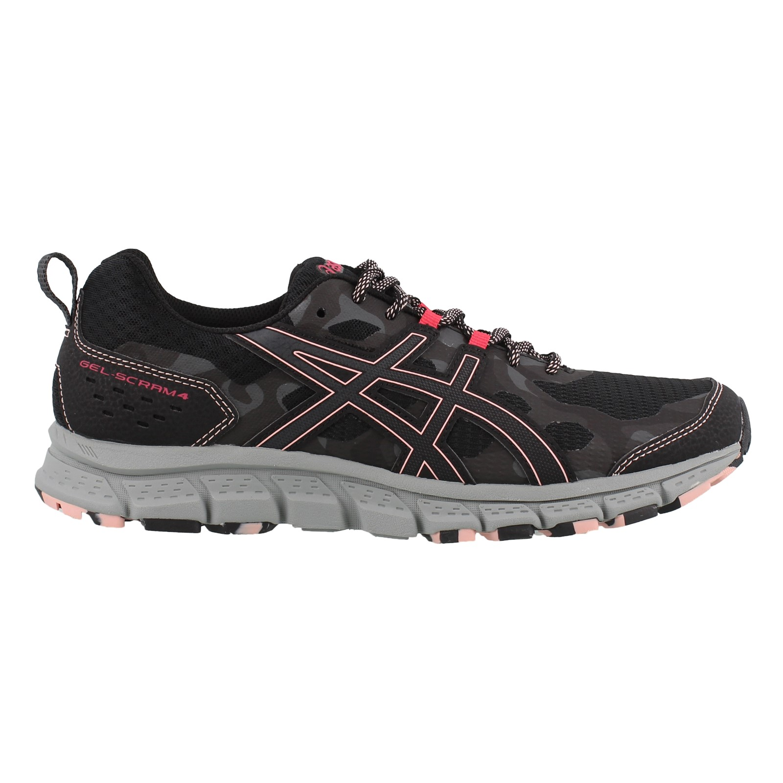Women's Asics, Gel Scram 4 Trail Running Sneakers
