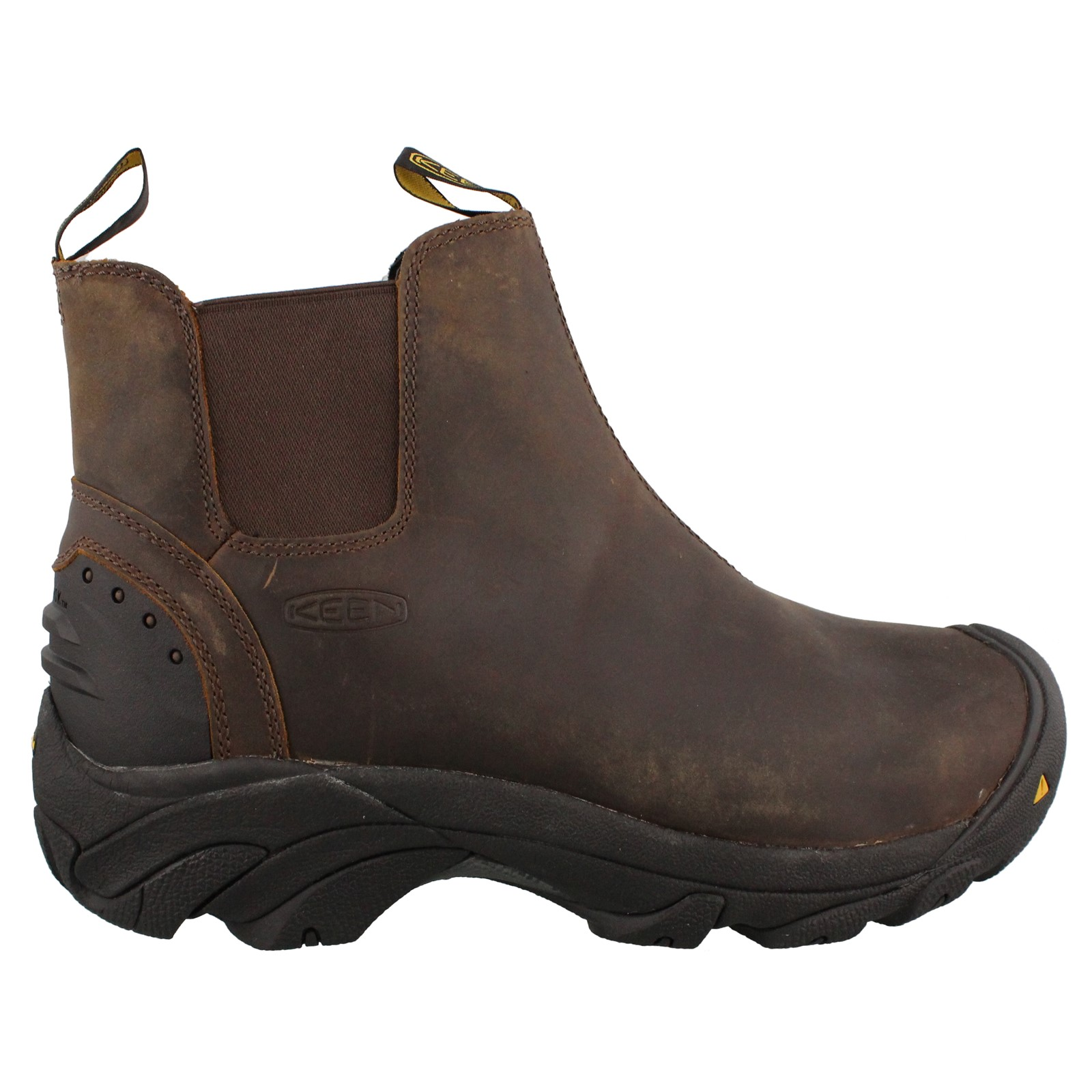 4daface176 Home; Men's Keen, Detroit Slip on Steel Toe Boot. Previous. default view ...