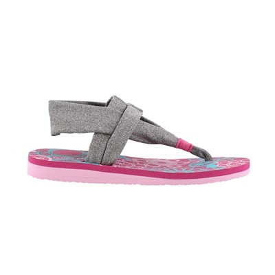 Girl's Skechers, Meditation Studio Kicks Sandals