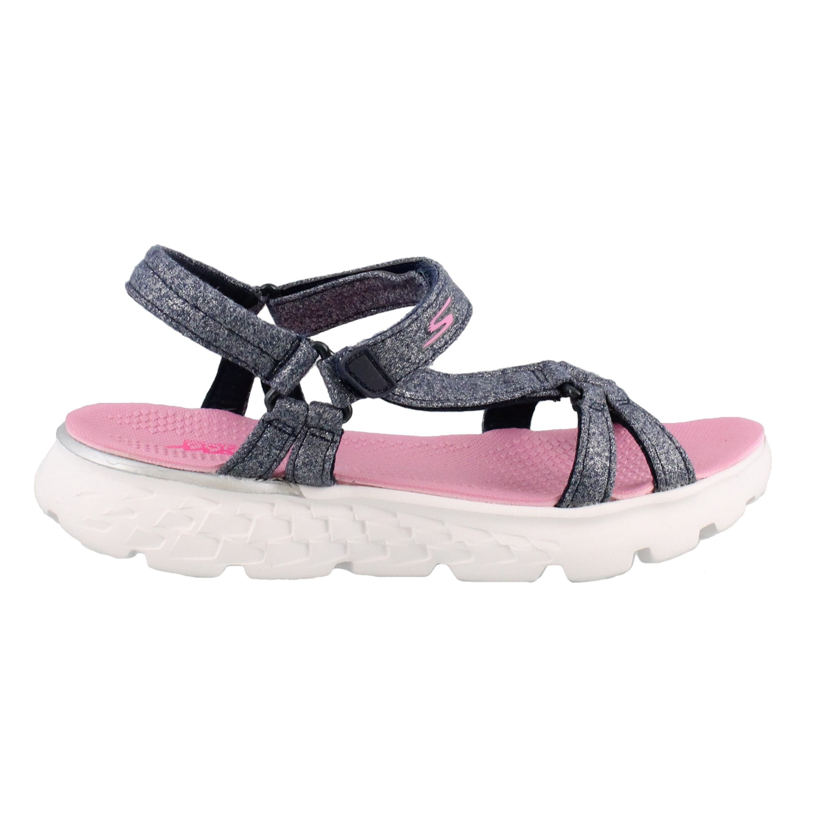 Girl's Skechers, On The Go 400 Lil Radiance Sandals