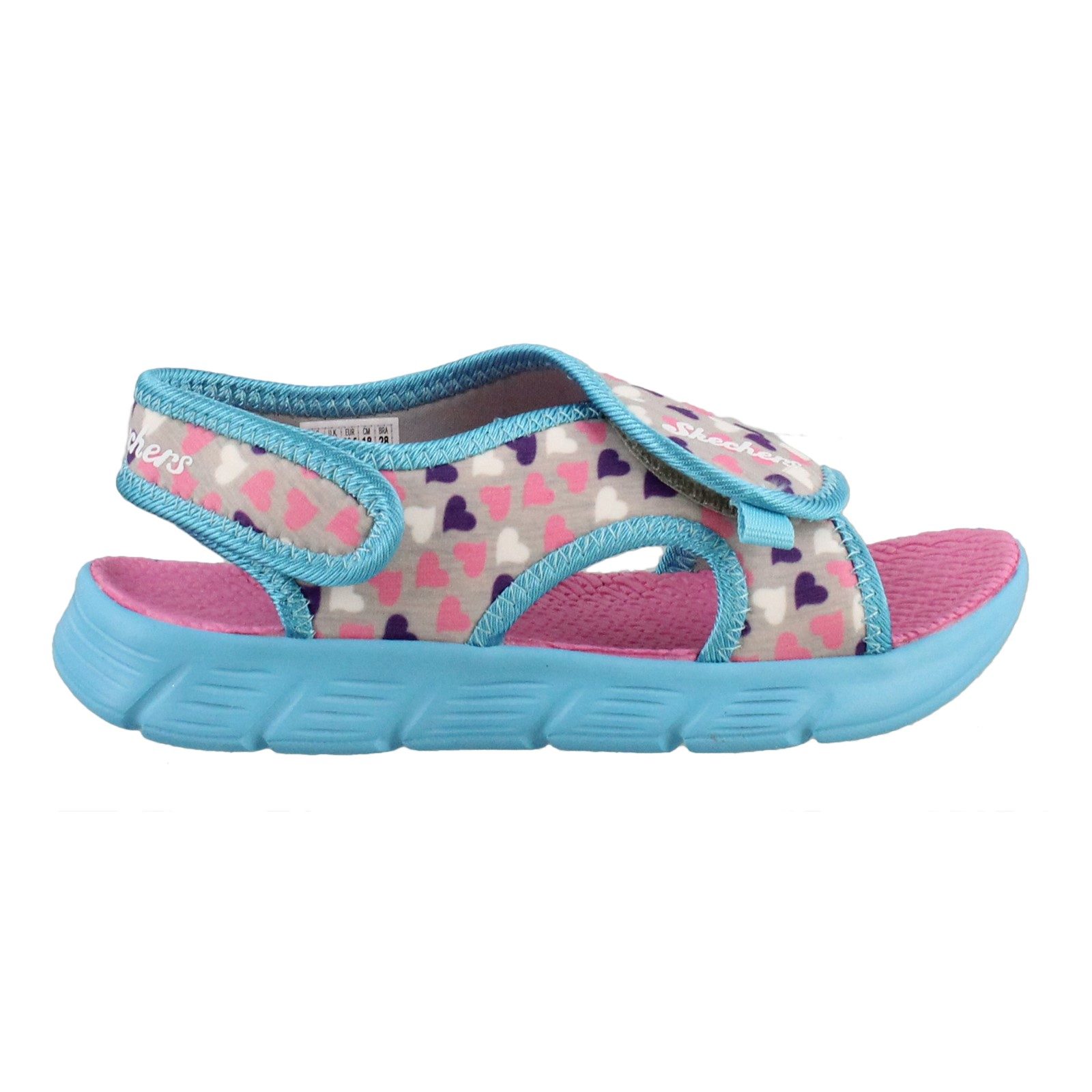 Girl's Skechers, C Flex Critics Sandals