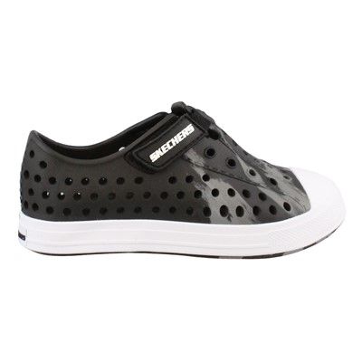 Boy's Skechers, Guzman 2.0 Swirlers Slip on Shoes