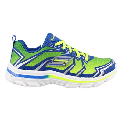 Boy's Skechers, Nitrate Thermoblast Lace up Sneakers