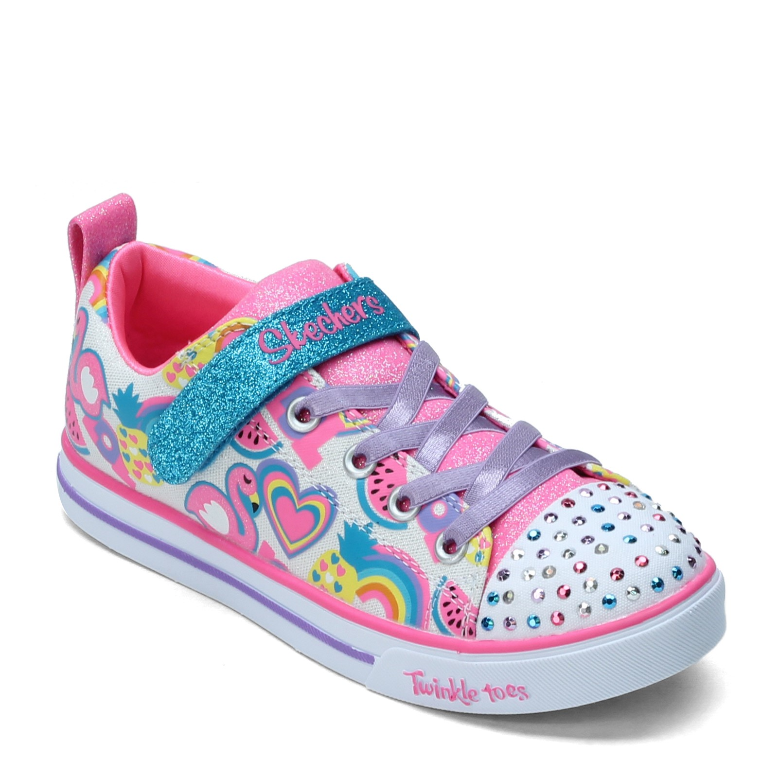 Girl's Skechers, Twinkle Toes: Sparkle