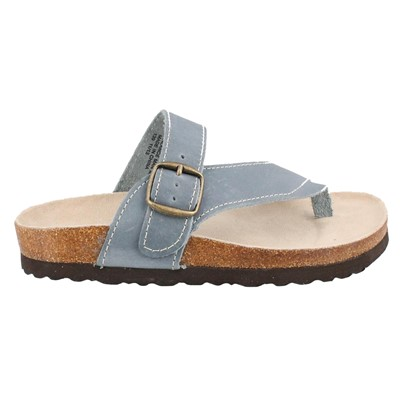 Women's White Mountain, Carly Thong Sandal