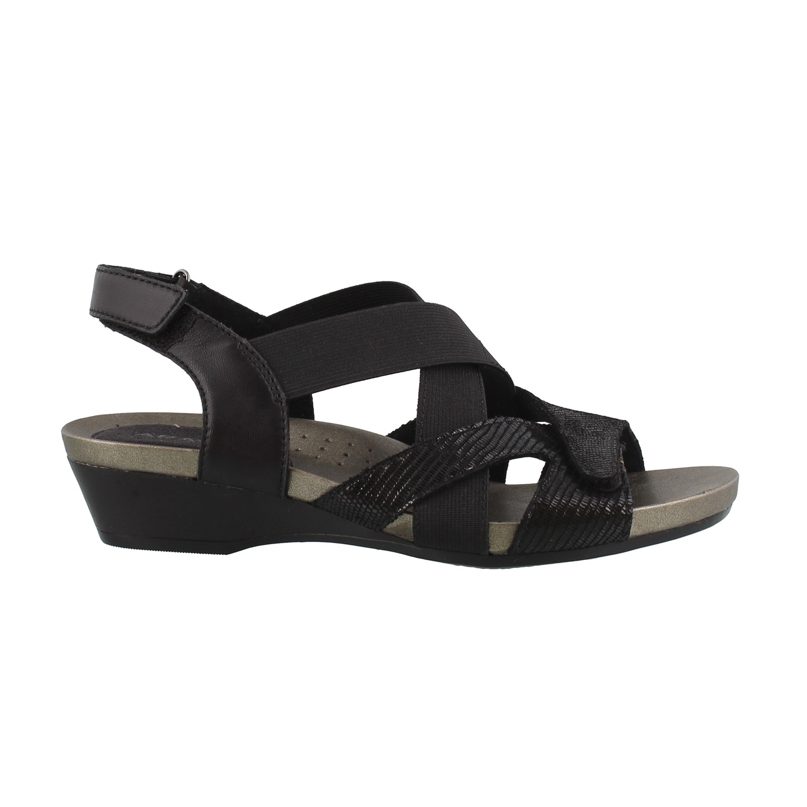 Women's Aravon, Standon X Strap Sandals