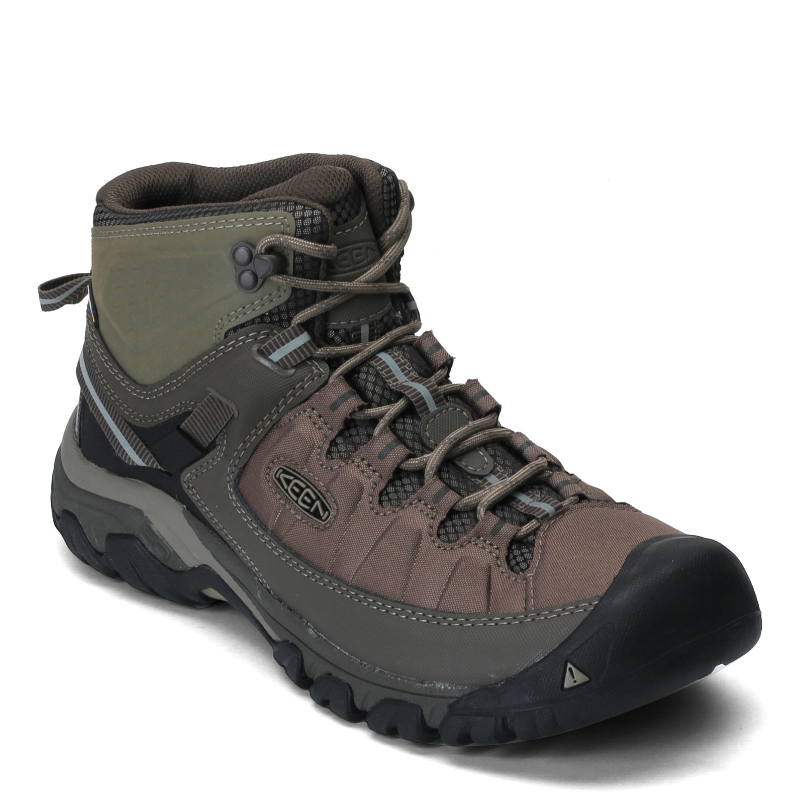 Men's Keen, Targhee Exp Mid Waterproof Hiking Boots