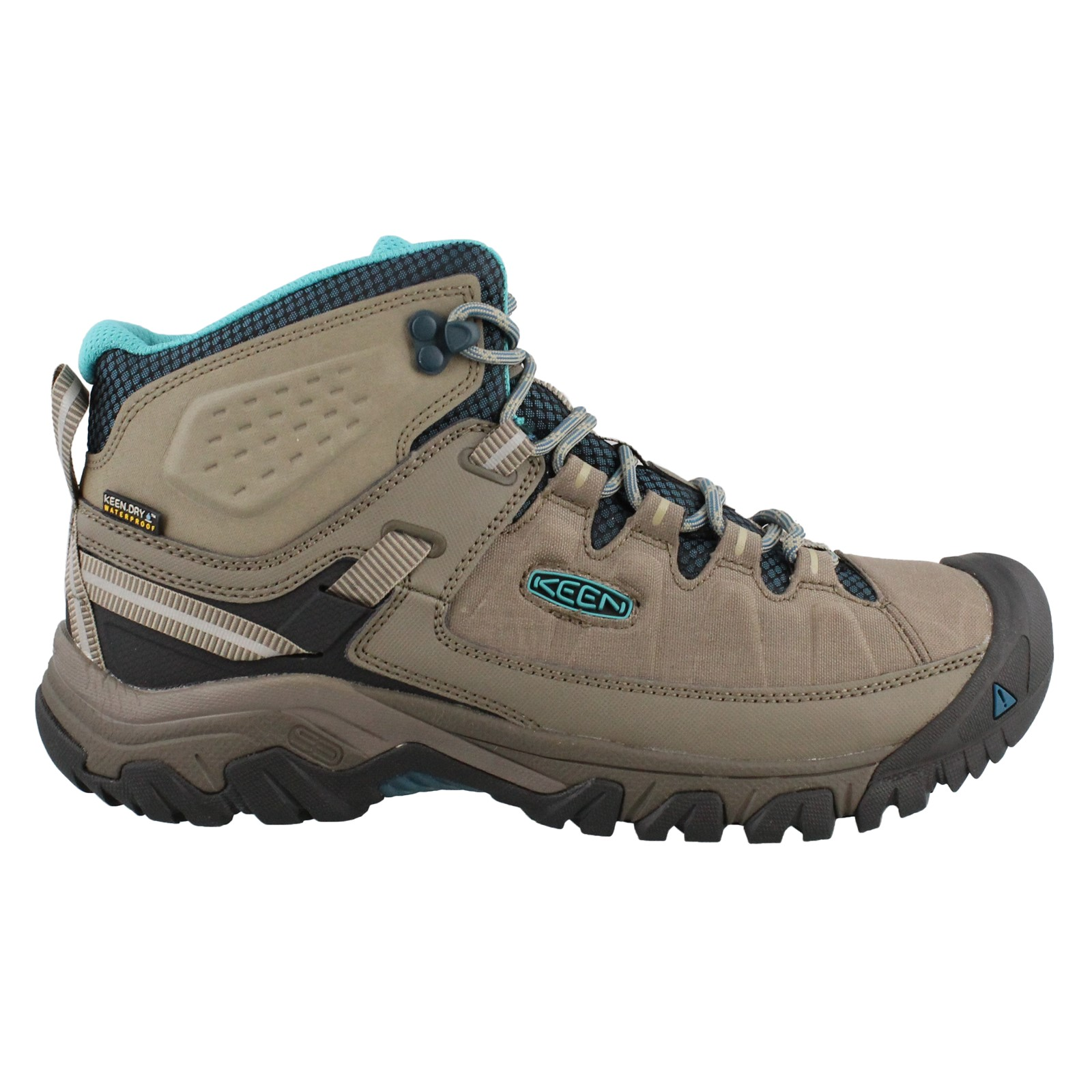 Women's Keen, Targhee Exp Mid Waterproof Hiking Boots