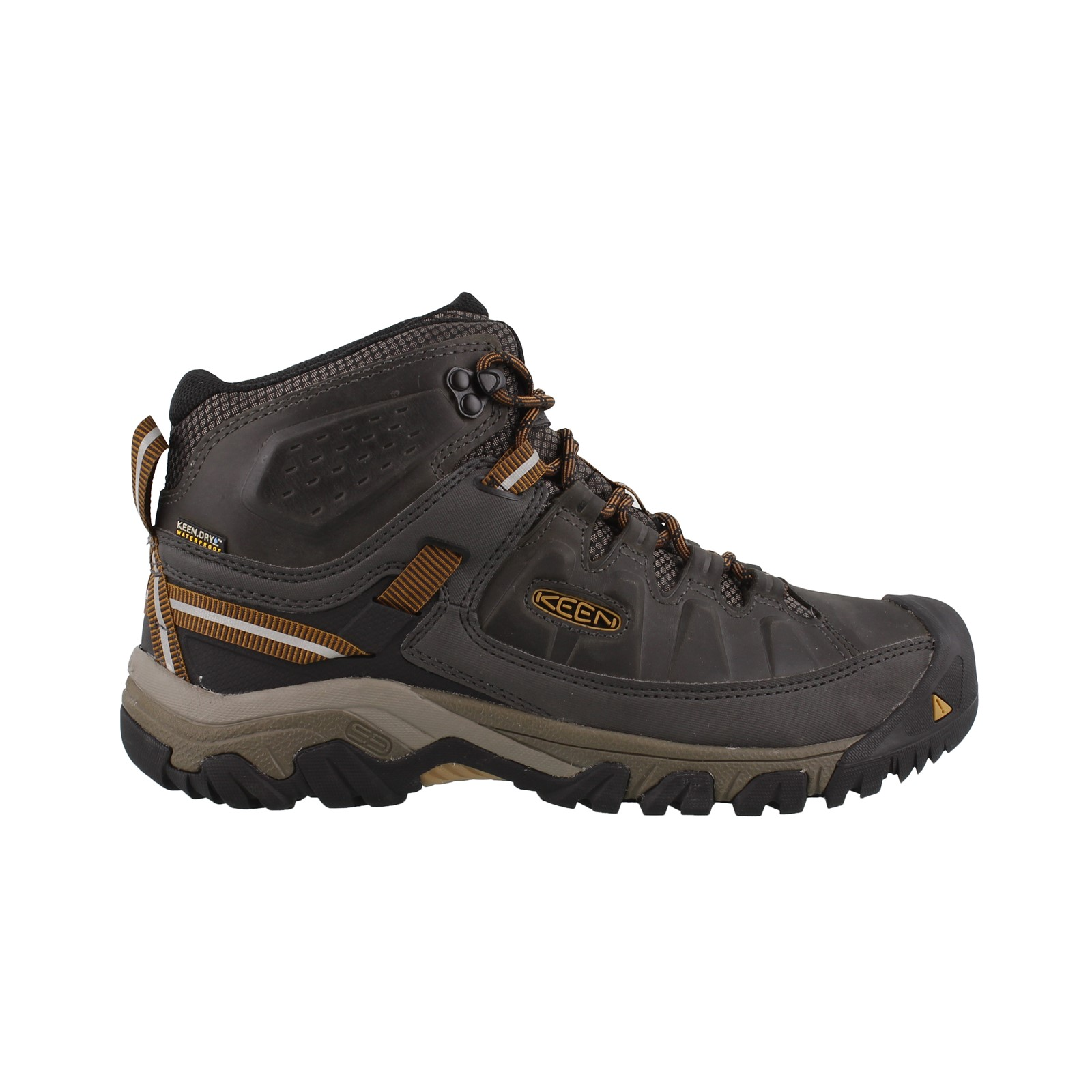Men's Keen, Targhee III Mid Waterproof Hiking Boots