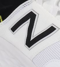 WHITE BLACK YELLOW
