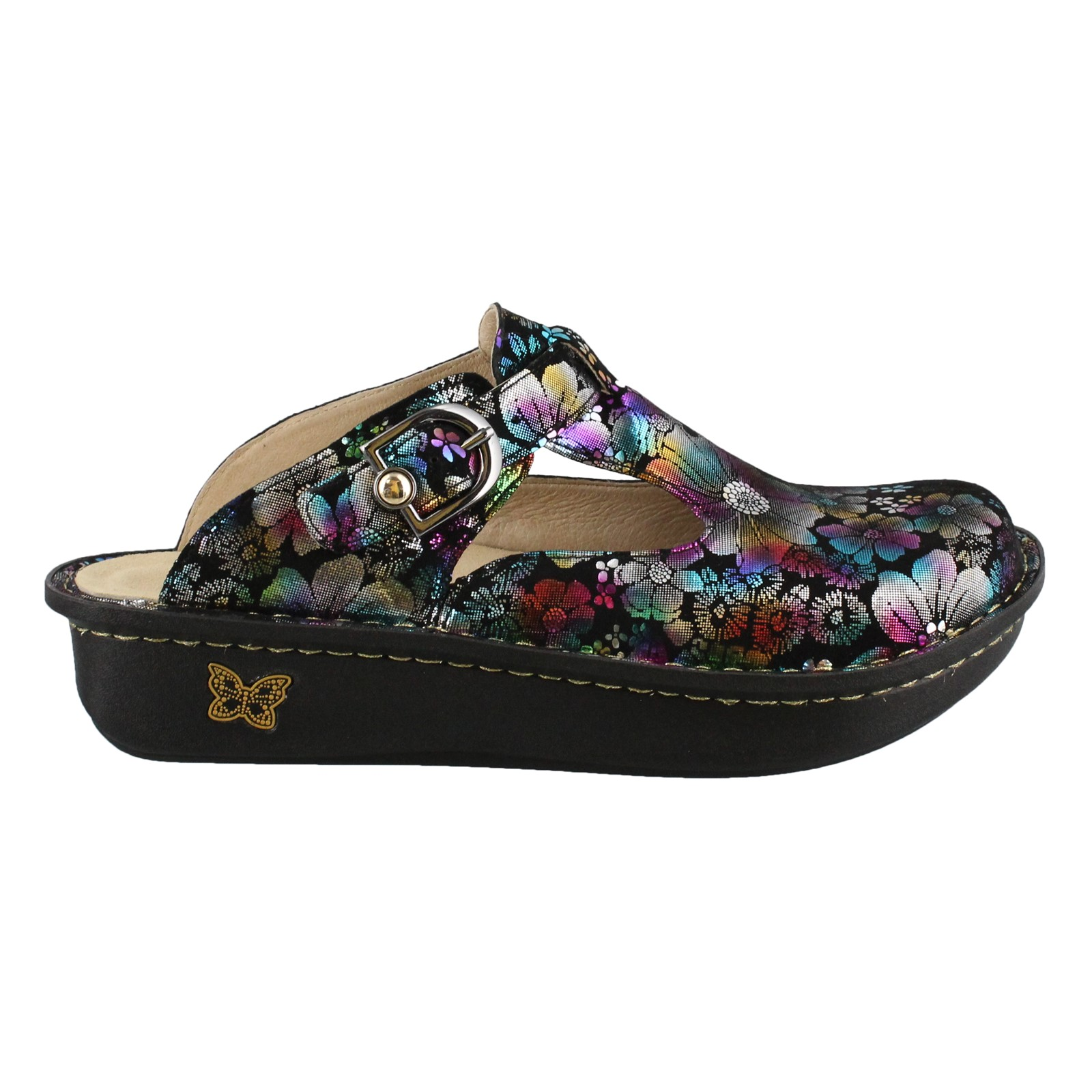 Women's Alegria, Classic Liberty Love Slip on Clog