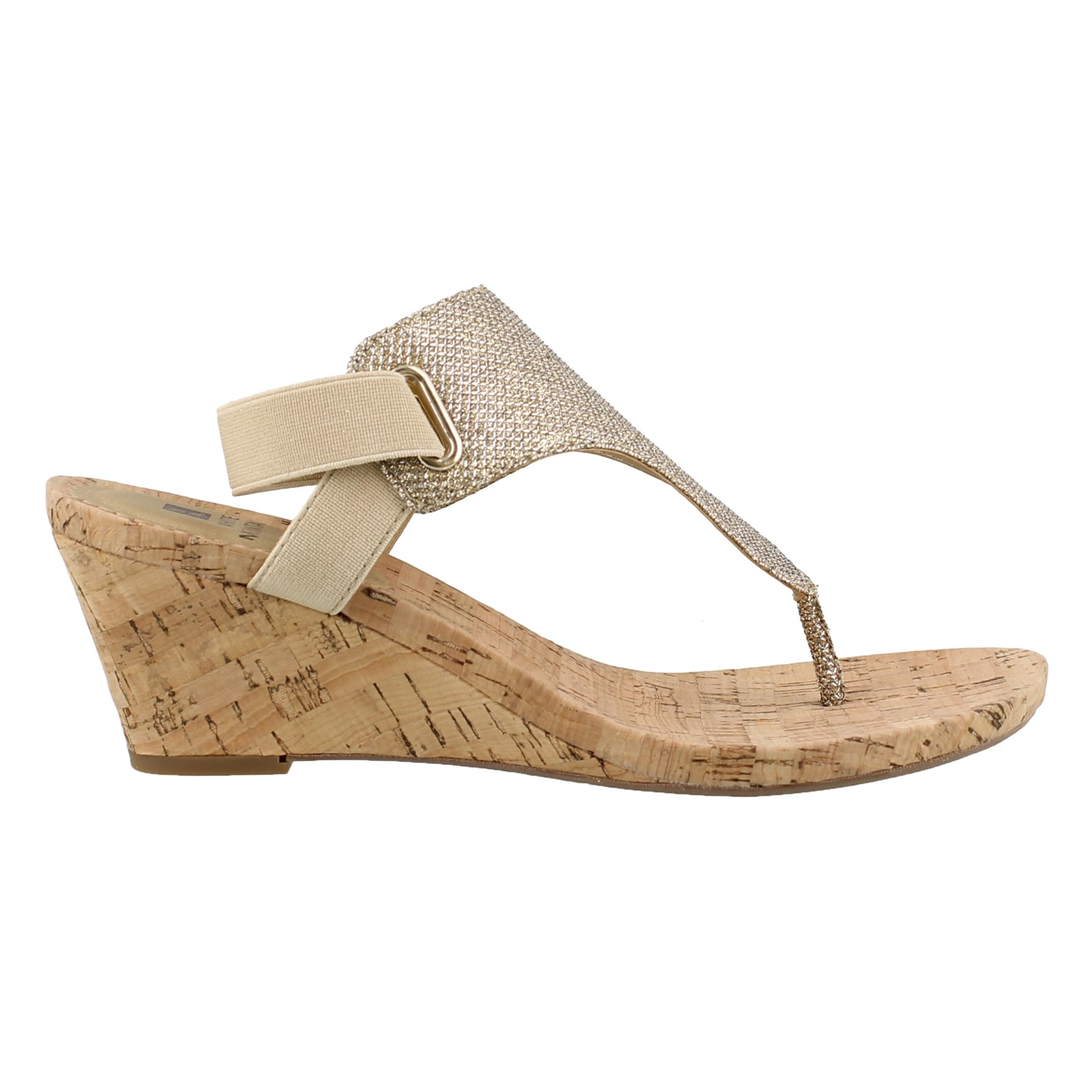 Women's White Mountain, All Good Wedge Sandals