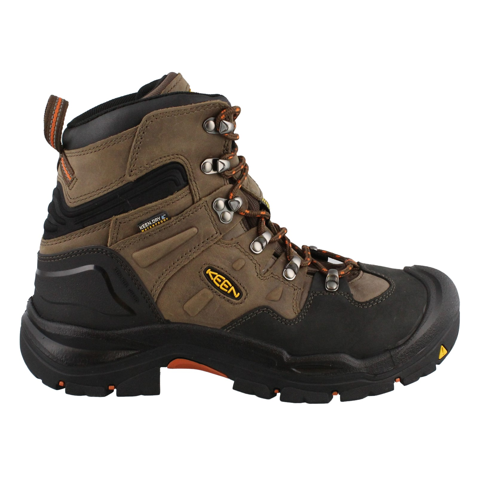 Men's Keen, Coburg 6 inch Waterproof Boot Steel Toe Boots