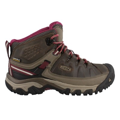 Women's Keen, Targhee III Mid Waterproof Hiking Boots