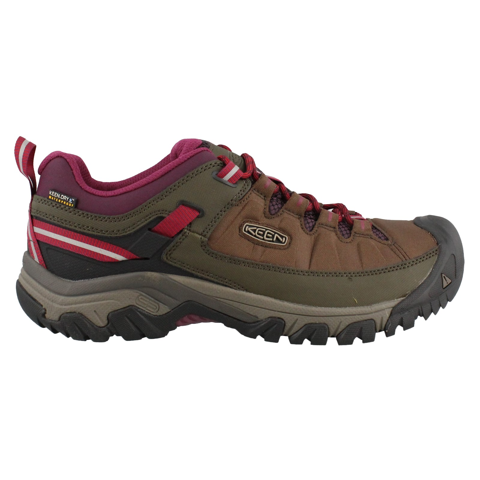 Women's Keen, Targhee Exp Low Waterproof Hiking Shoes