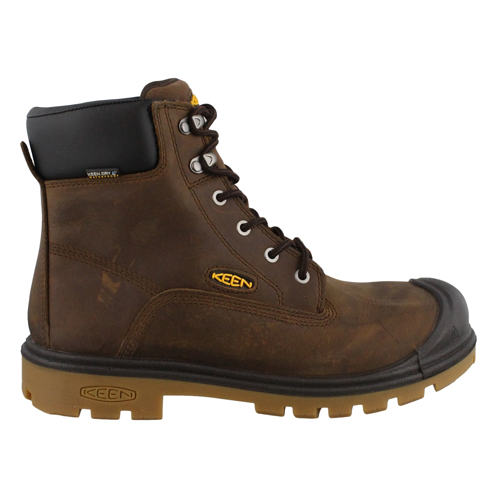 Men's Keen, Baltimore 6 inch Waterproof Boots
