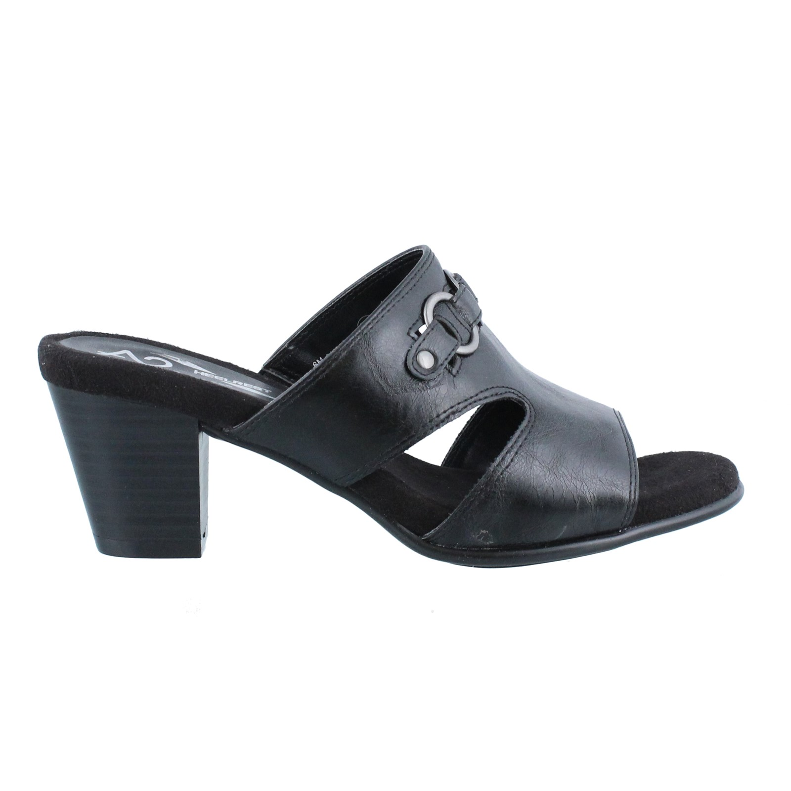 Women's Aerosoles, Base Board Mid Heel Sandals