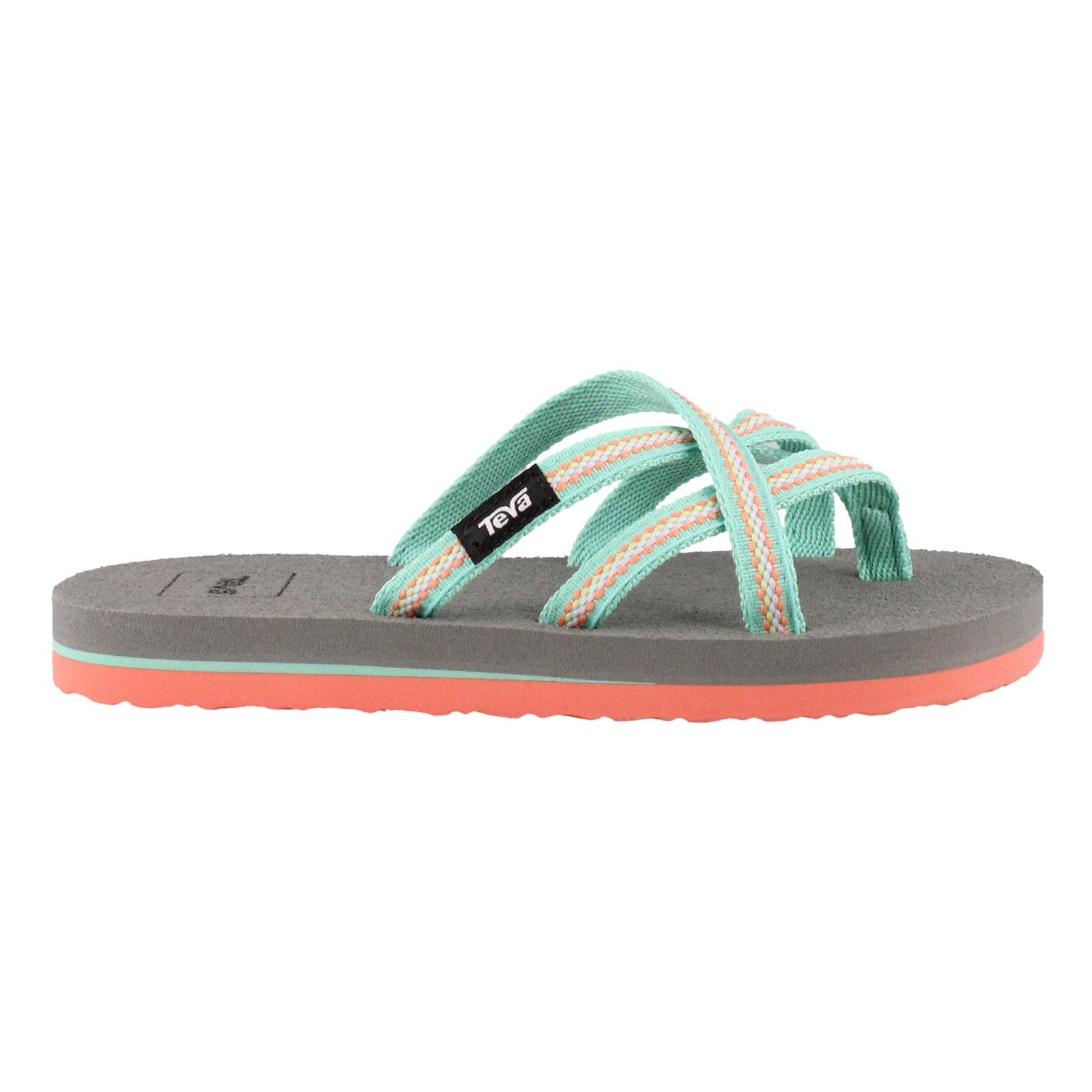 Girl's Teva, Olowahu Youth Sandal