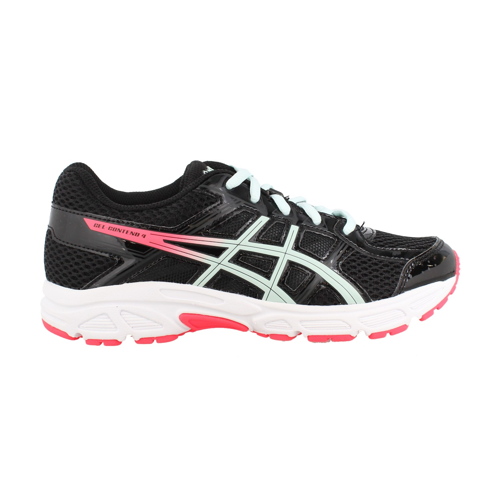 Girl's Asics, Gel Contend 4 GS Sneaker - Big Kid