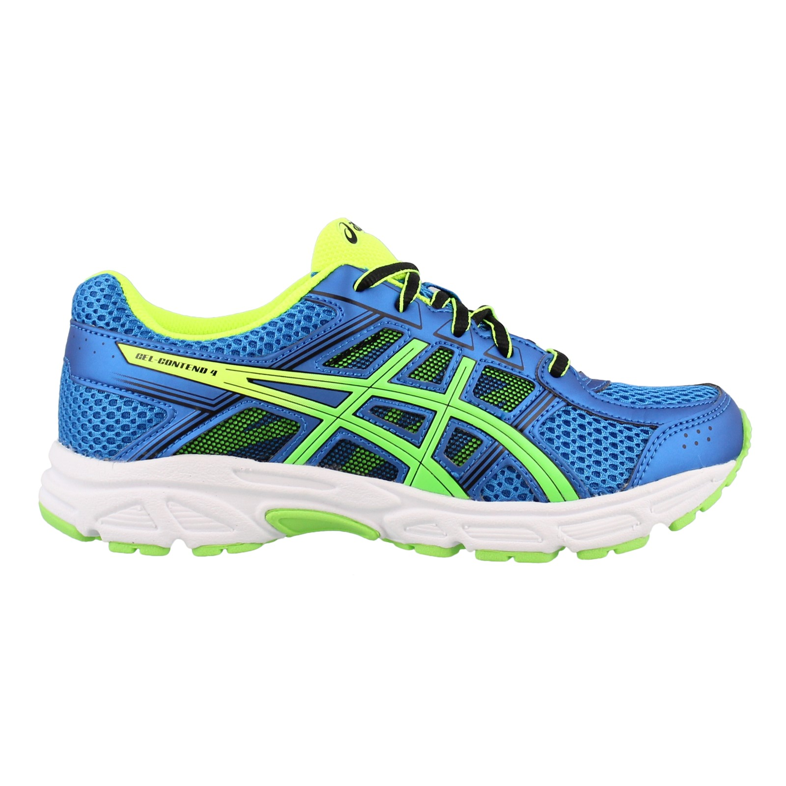 premium selection 8d606 44099 Boy's Asics, Gel Contend 4 GS Running Sneakers