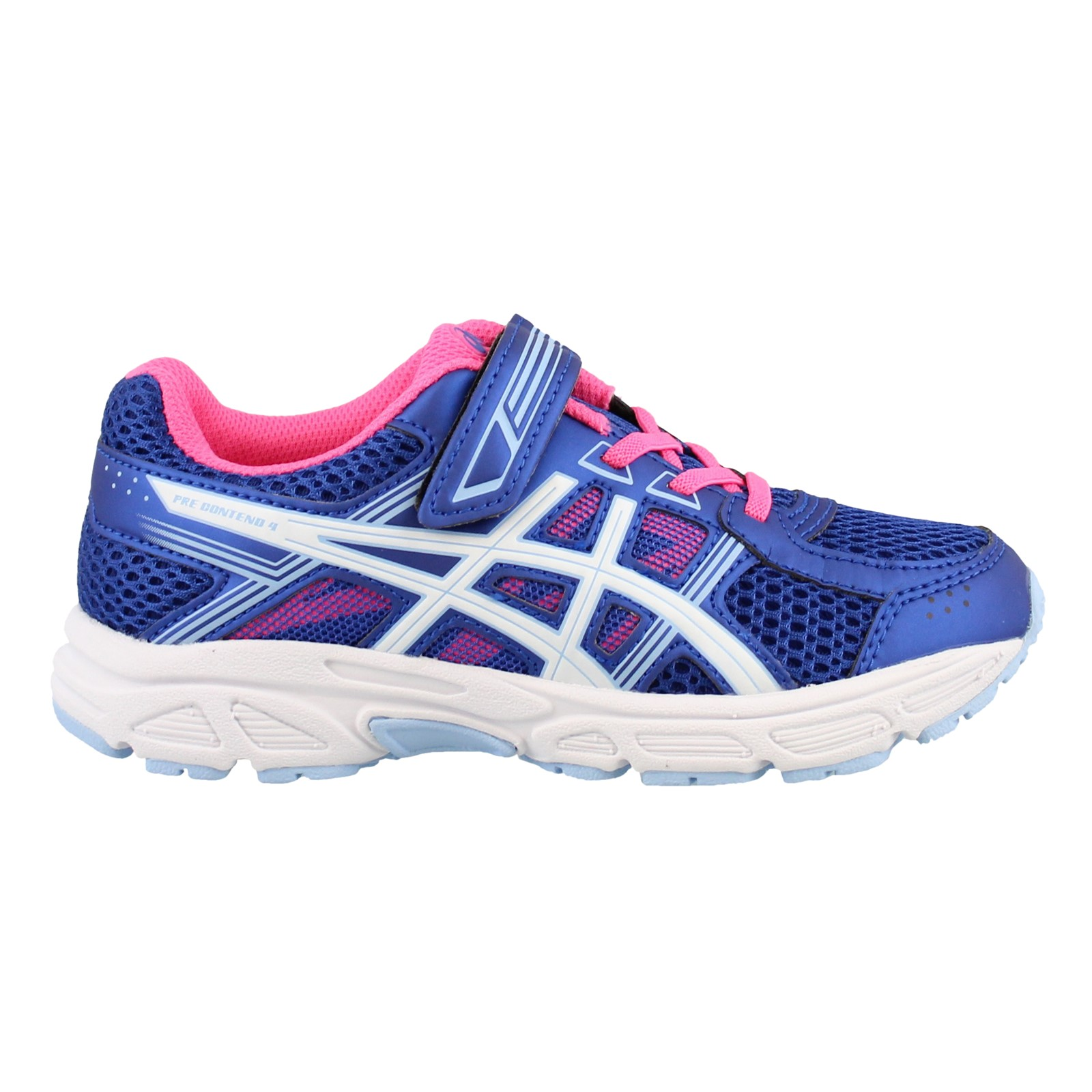 Girl's Asics, Gel Contend 4 GS Sneaker - Little Kid