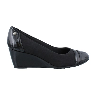 Women's Lifestride, Juliana Mid Heel Wedge pumps