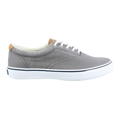 Men's Sperry, Striper laced canvas casual shoes