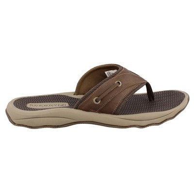 Men's Sperry, Outer Banks Thong Sandals