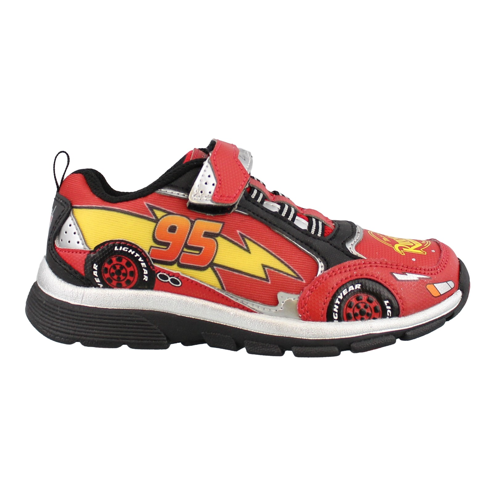 Boy's Stride Rite, Disney Cars Lightning Speed Sneakers